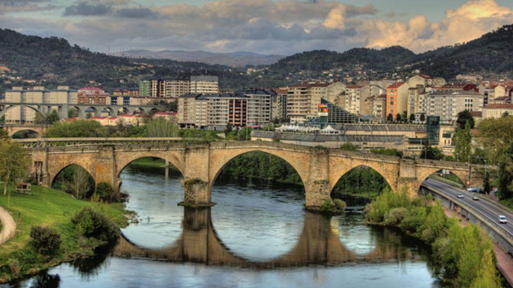 Ourense, sus máximas en verano han llegado a 41 grados