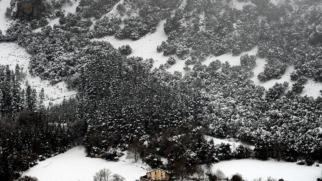 Frío España