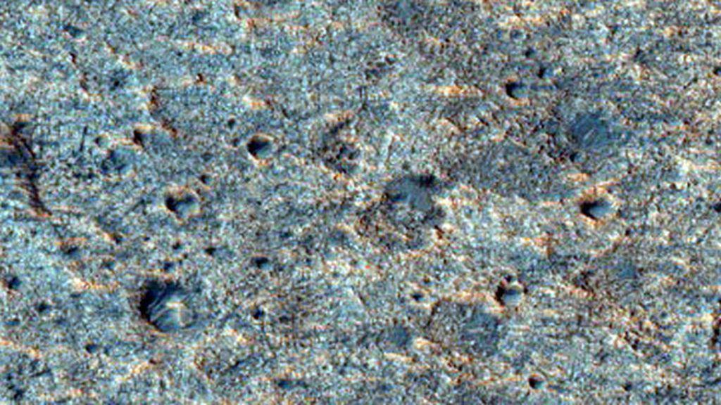 Oxia Palus, el lugar potencial de aterrizaje del vehículo ExoMars