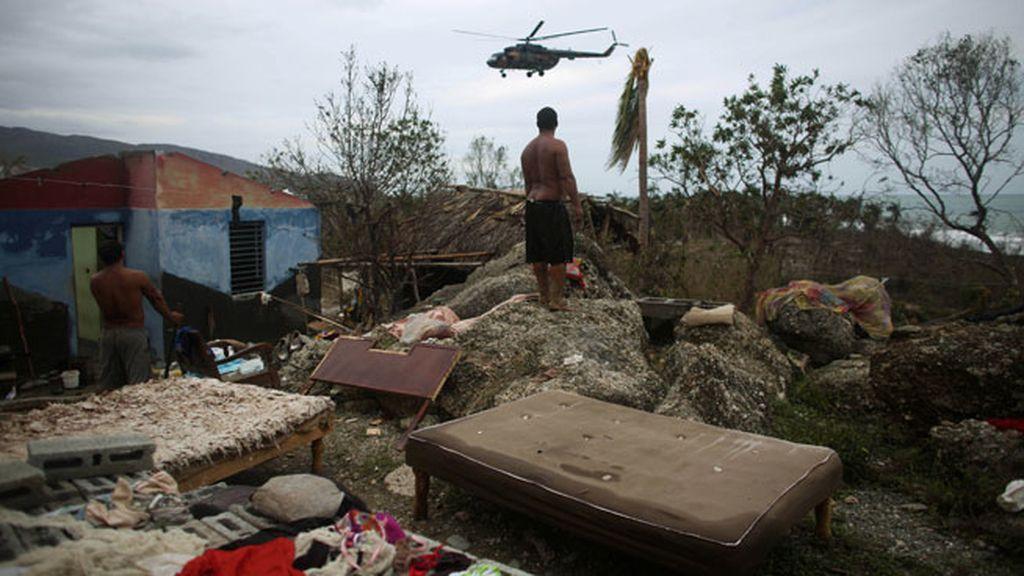 Cuba quedó colapsada con daños importantes en las viviendas