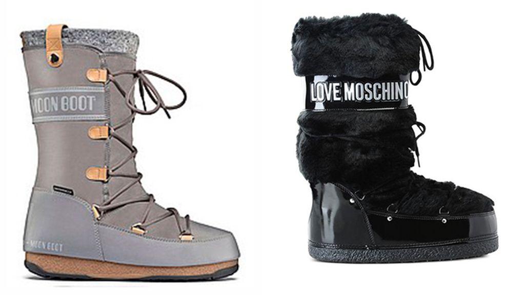 botas nieve