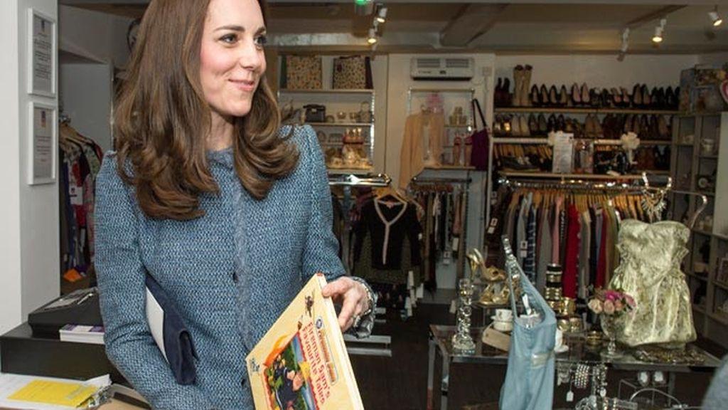 Kate Middleton no lo pasa nada bien en Ascott