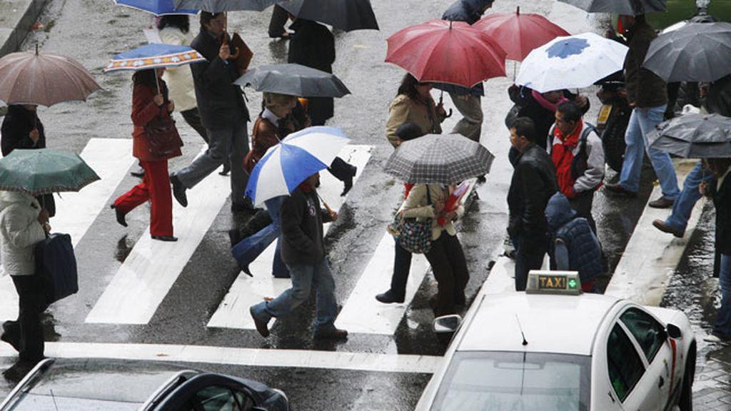 Que llueva más en España