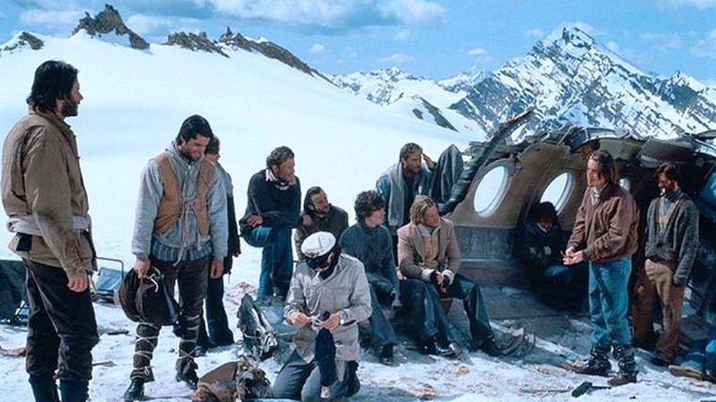Sobrevivir en Los Andes, el reto de 'Viven'