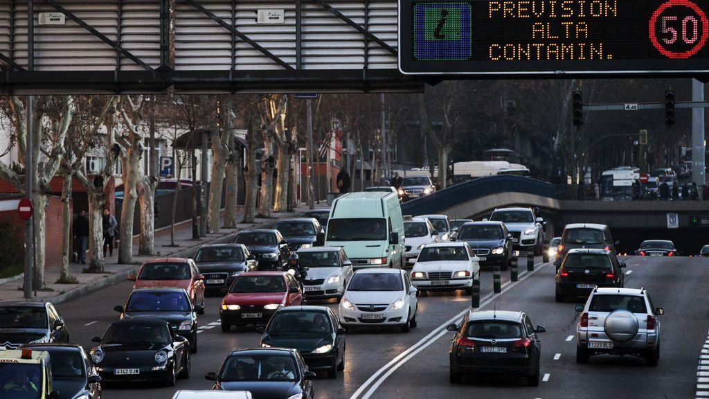 Una semana más de anticiclón y de boina de contaminación en Madrid 0363513ed7e