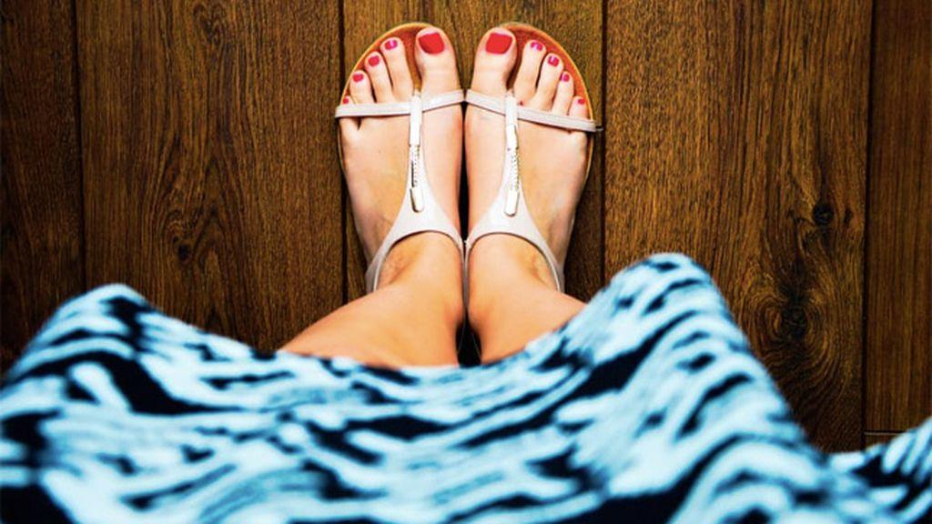 Tiempo de sandalias… con los pies perfectos