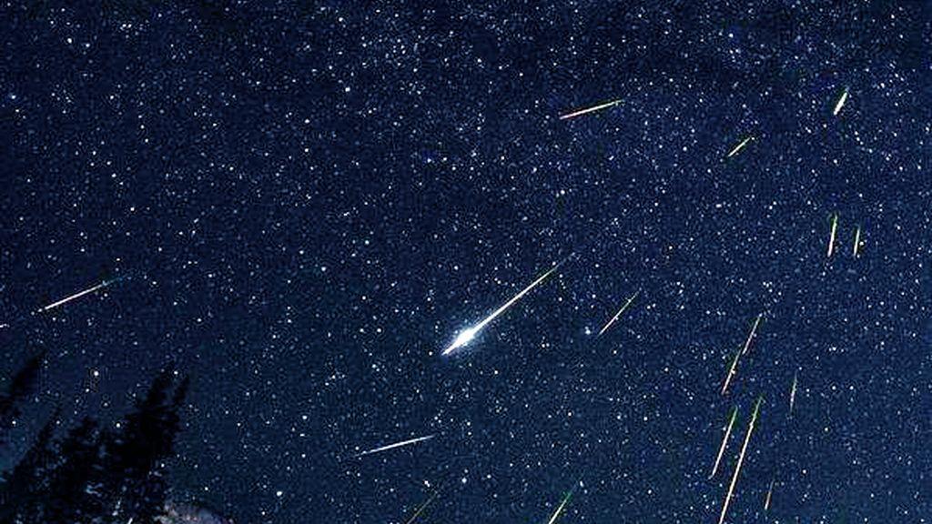Resultado de imagen de estrellas fugaces