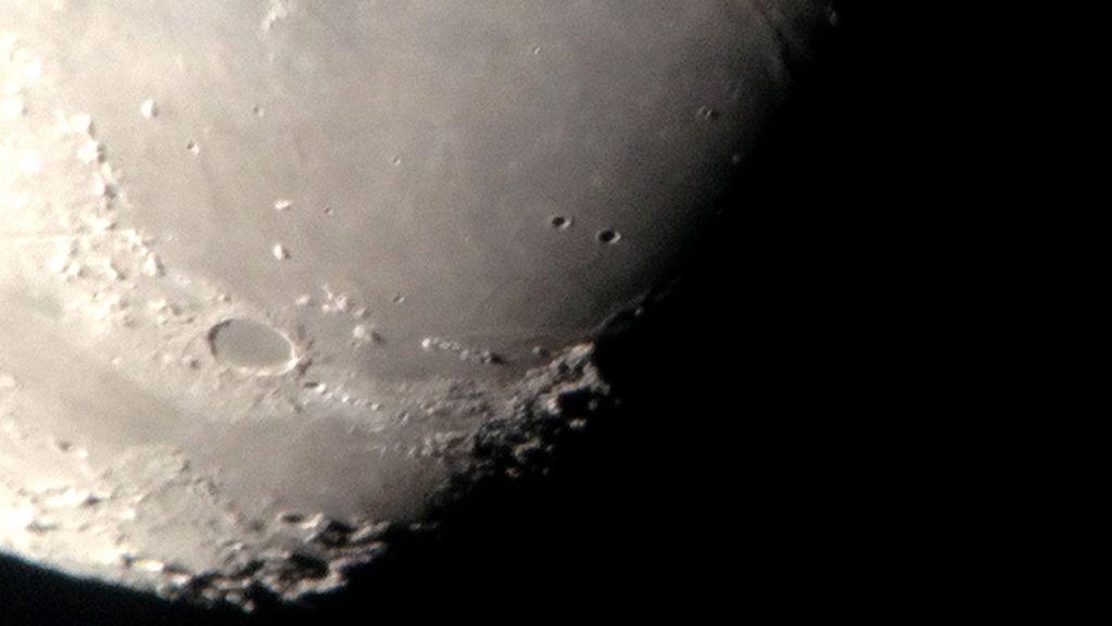 El Monte 'Plato' de la Luna
