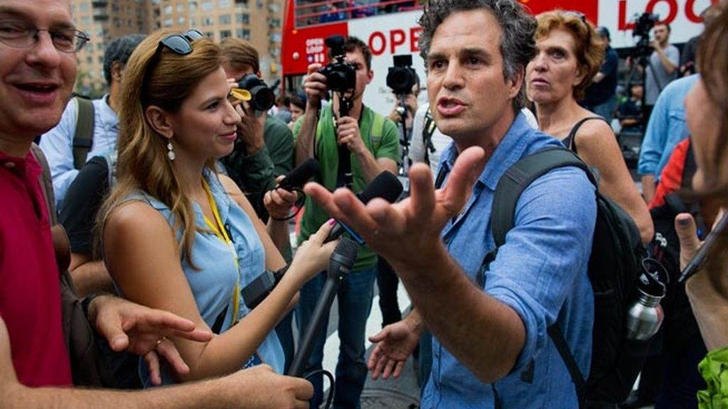 Mark Ruffalo contra el 'fracking'