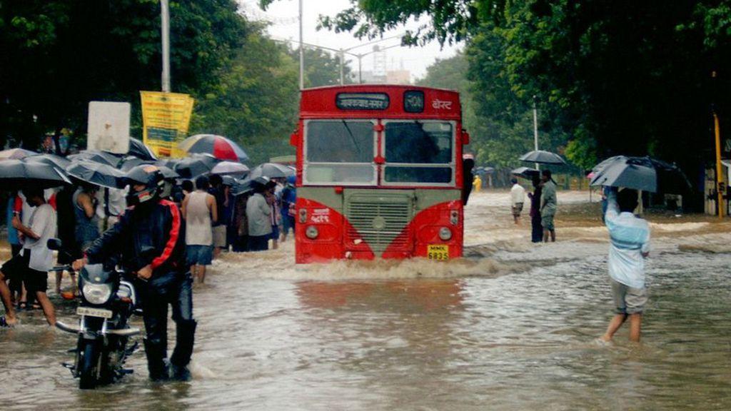 Sus registros quintuplican las cantidades de lluvia en España