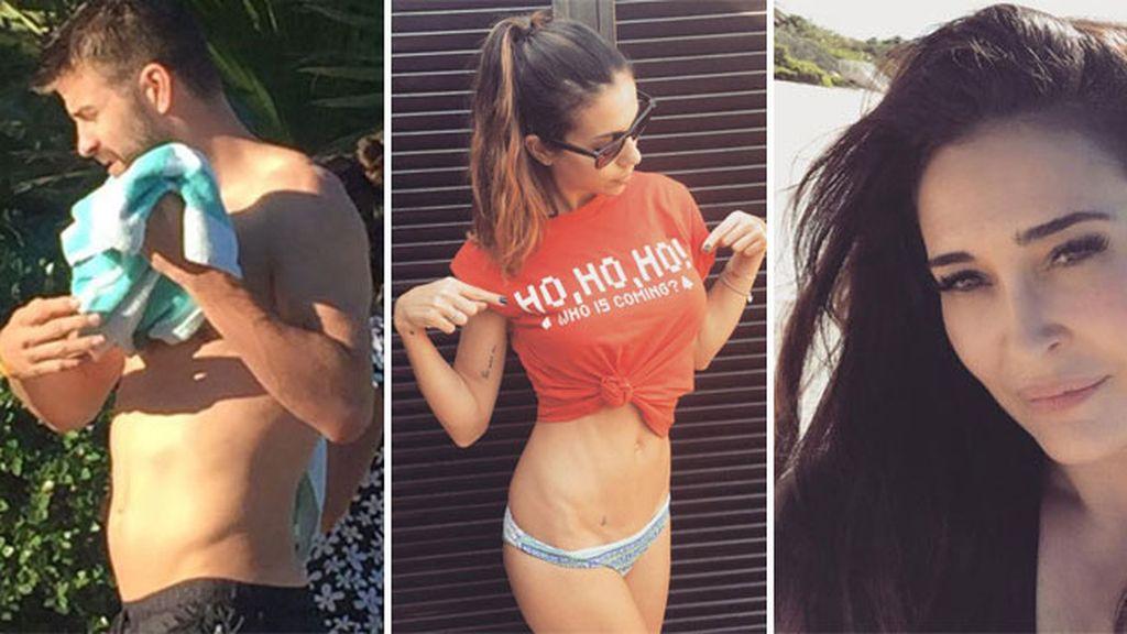 Qué les gusta un sol, un pareo, una foto-envidia... Dicen #NoAlFríoYalTurrón