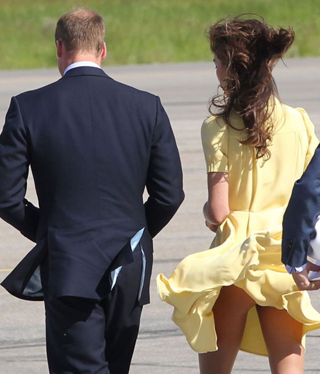 Con faldas y a lo loco, by Kate Middleton