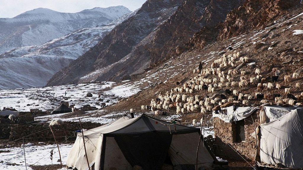 Tribu tibetana