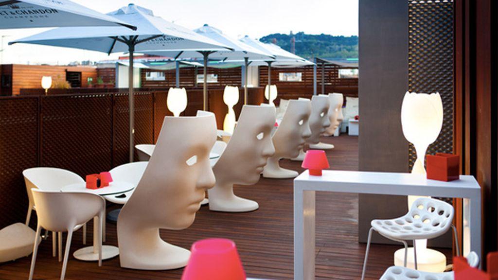 Alaire Ramblas Terrace-Bar