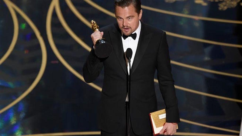 El esperado discurso de Leo