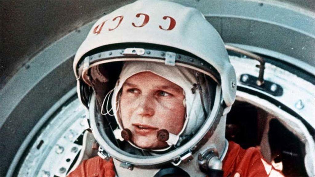 Valentina Tereshkova, la primera mujer que llegó al espacio