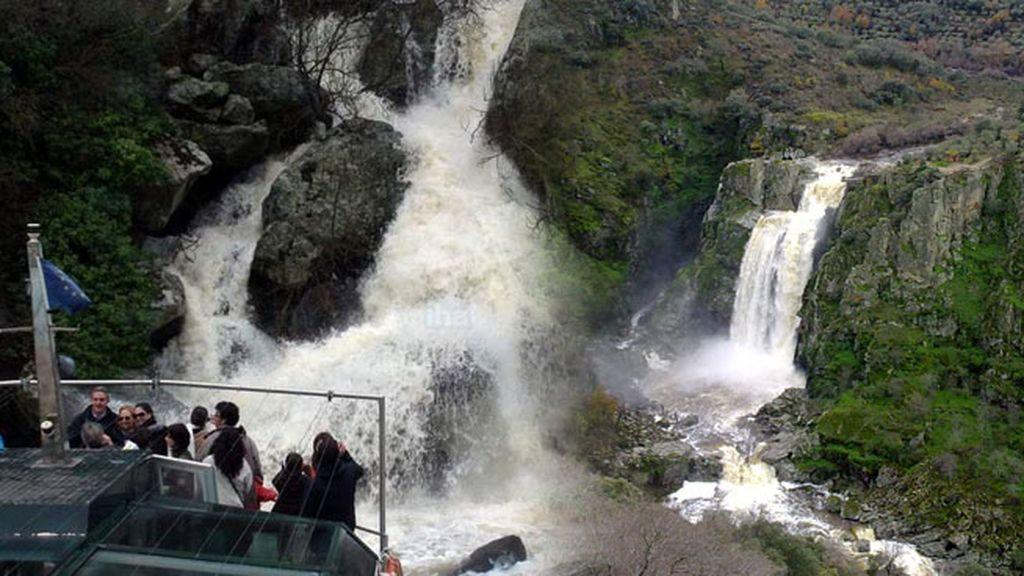 Con la lluvia de abril viene el deshielo: disfruta de las cascadas en las Arribes del Duero