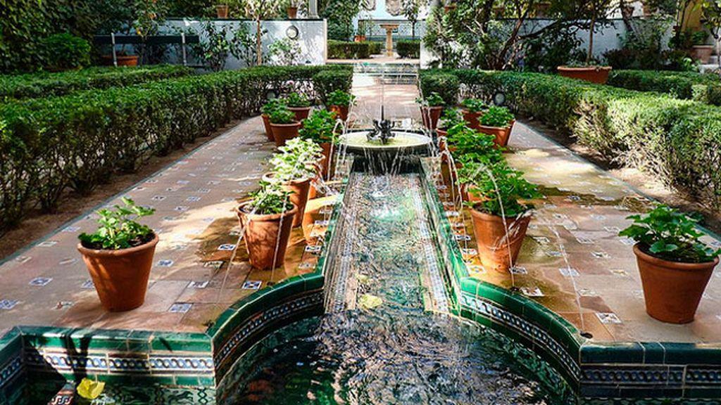 La luz de Sorolla se cuela en el jardín de su museo