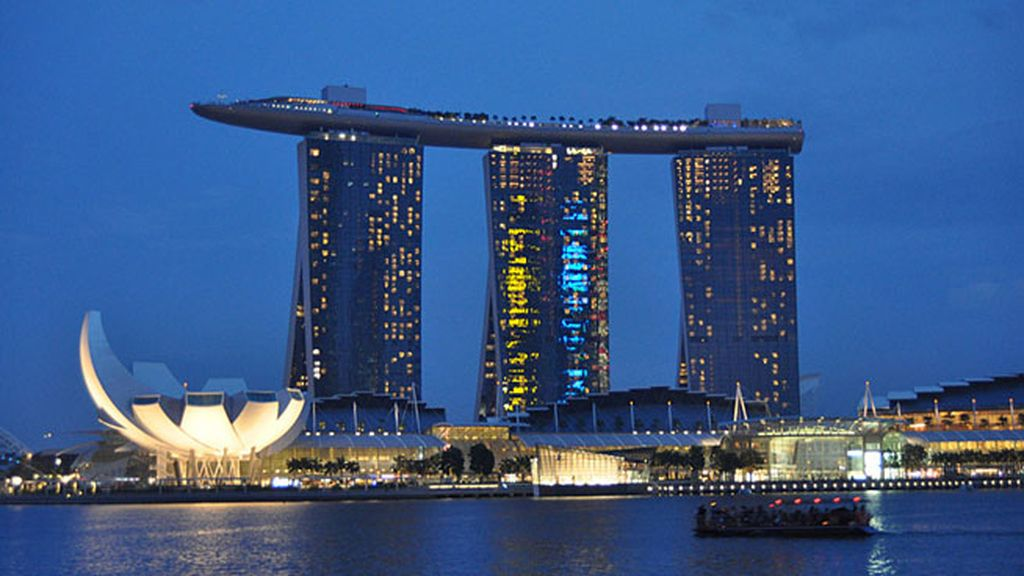Singapur: la ciudad de los jardines verticales