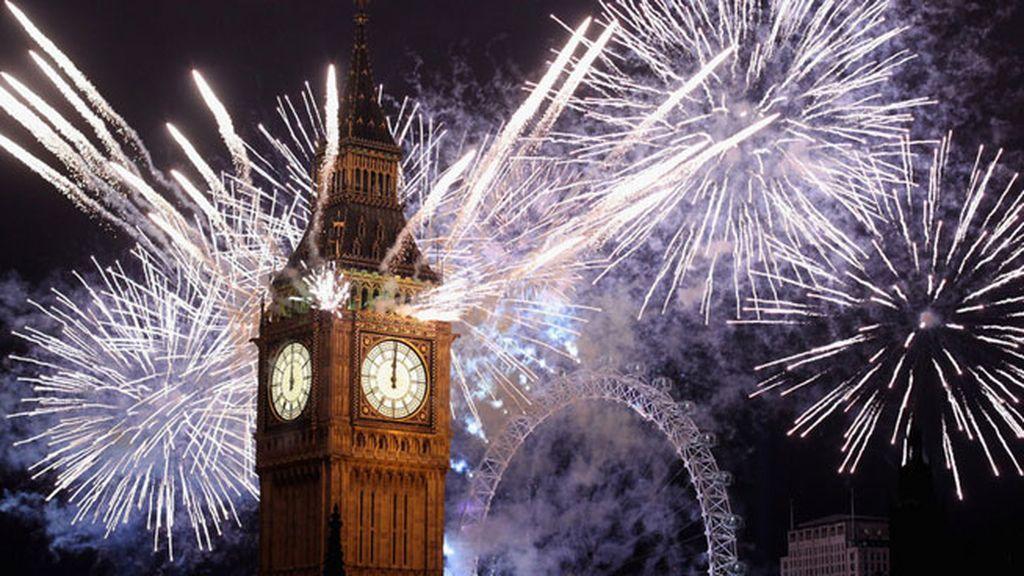 La noche de las hogueras en Londres