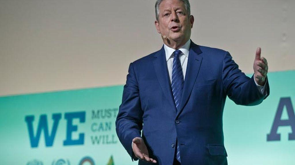 Al Gore y 'La verdad incómoda'