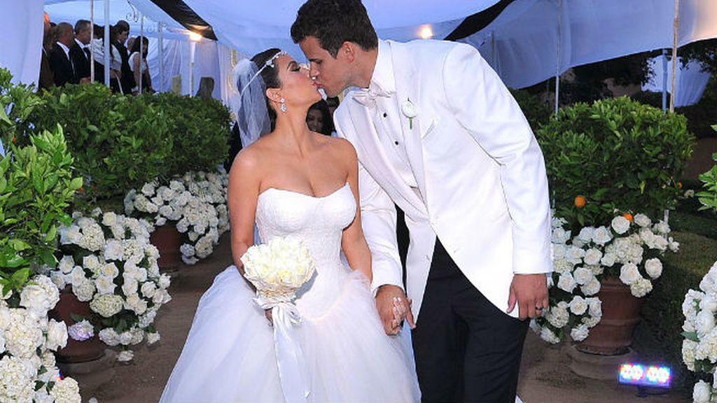 Kim Kardashian y Kris Humphries, una historia de corto recorrido