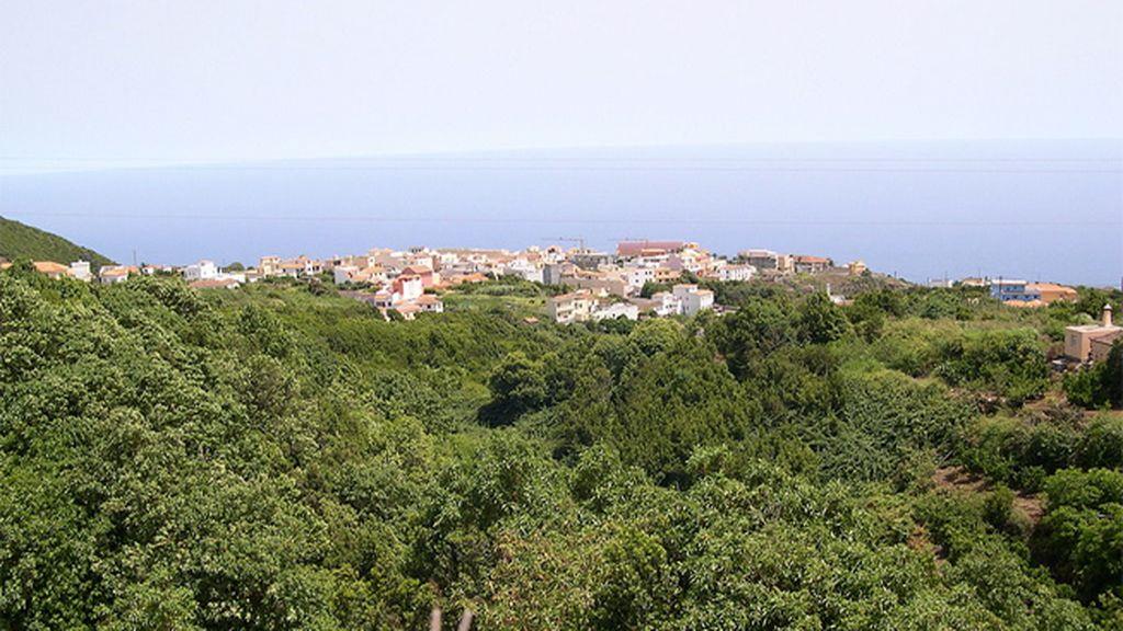 Barlovento, en la isla de La Palma (Canarias)