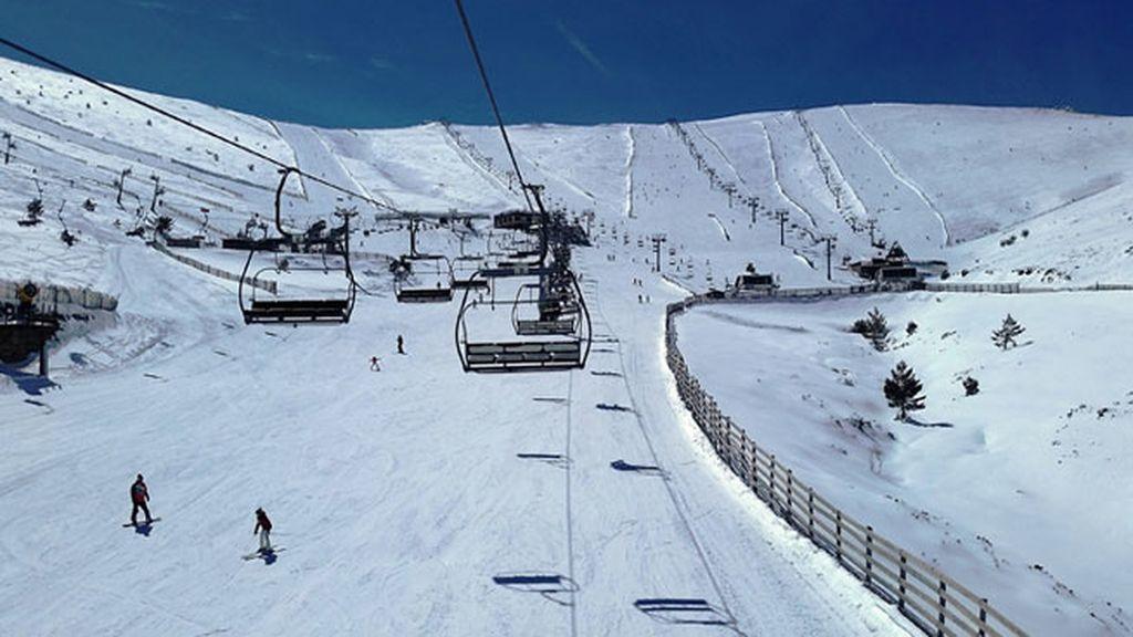 Una escapada a Valdesquí