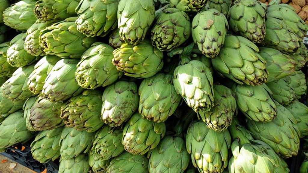 Las alcachofas se consideran un elixir de amor desde el siglo XVI