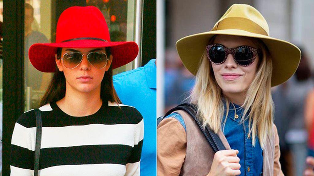 Borsalino y Fedora, sombreros con mucho glamur