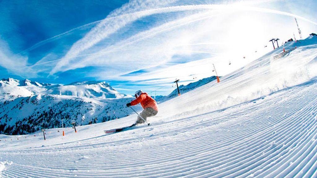Cerler, la mejor pista de esquí de España