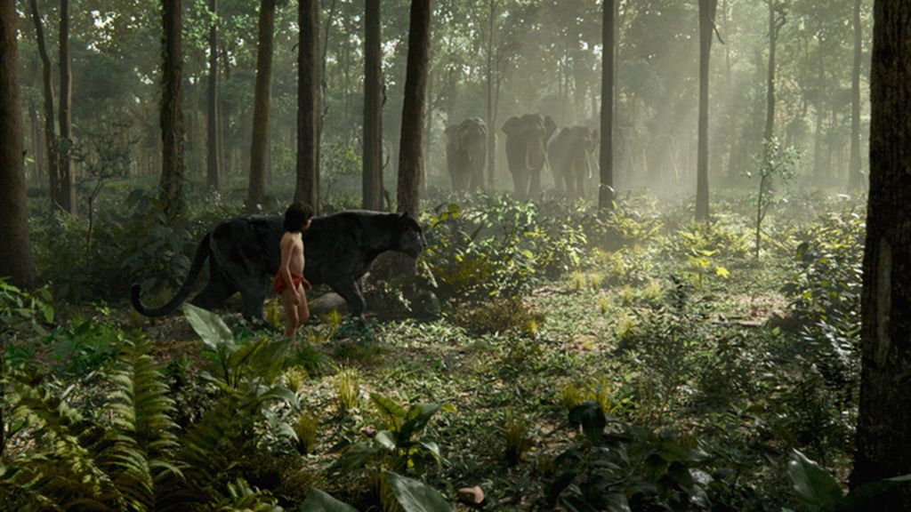 Se estrena en España la nueva versión de 'El libro de la selva'