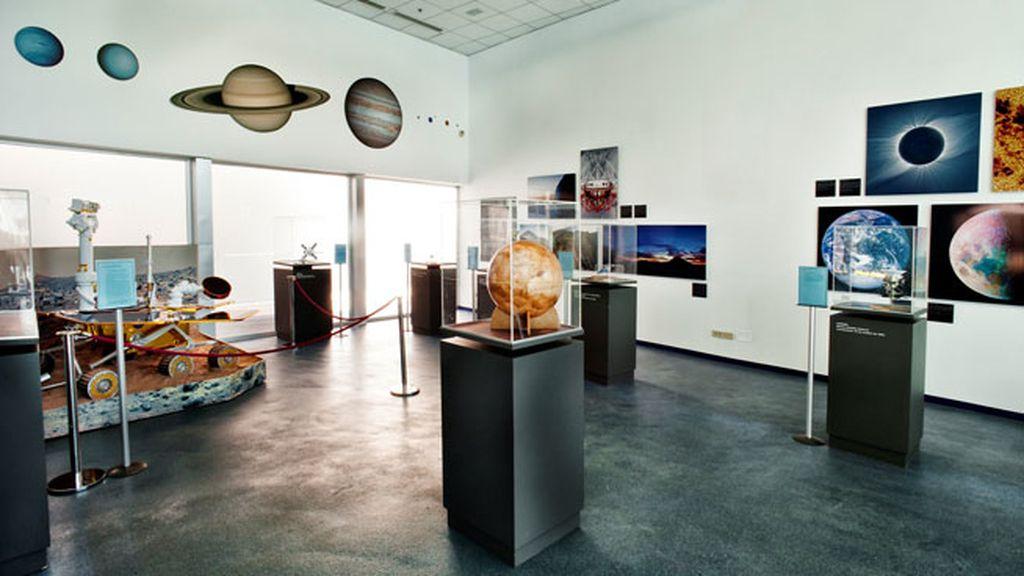 Visita la Estación de la NASA que hay en Robledo de Chavela