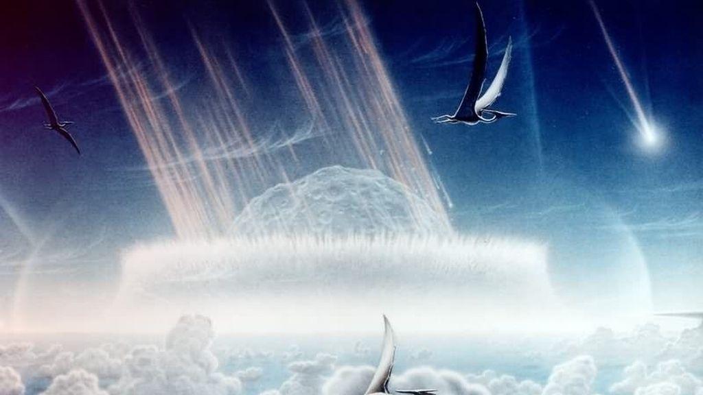 Asteroide dinosaurios 2