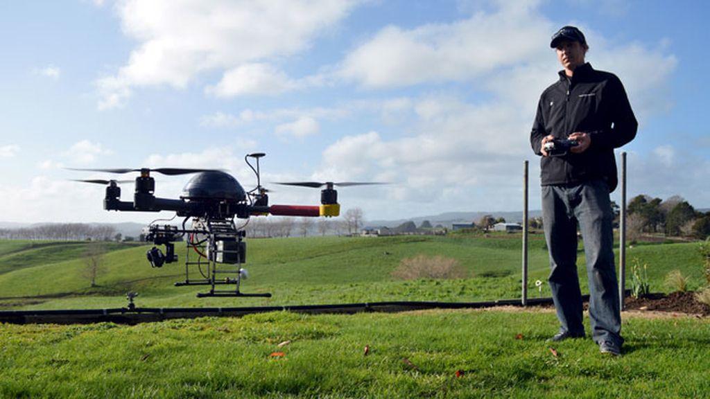 Predecir el tiempo o ayudar al medio ambiente… ¡Pon un 'eco-dron' en tu vida!