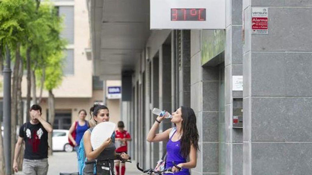 calor en cataluña