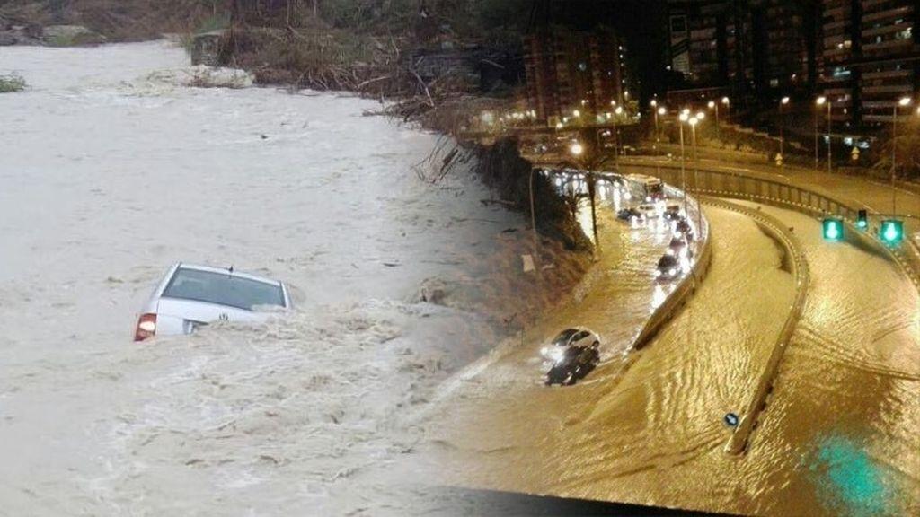 alicante diluvio