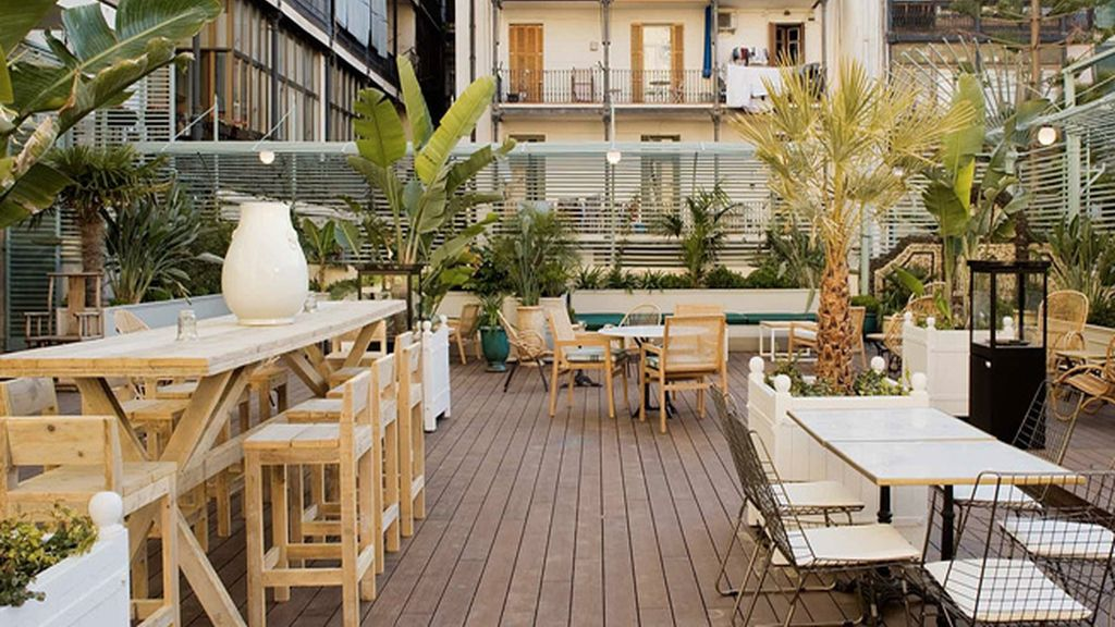 Terraza Cotton House Hotel