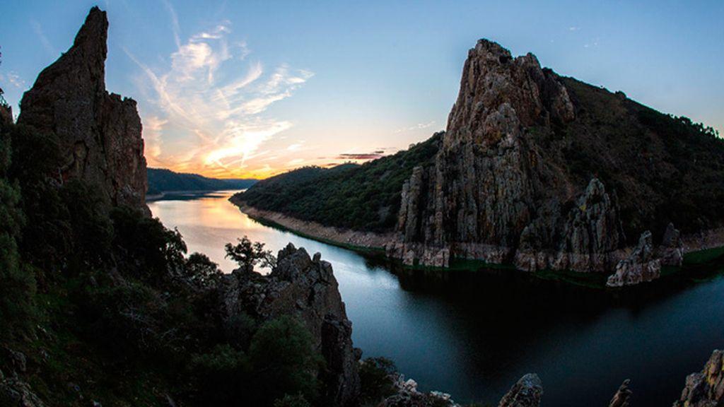 Aprenda más sobre el ciervo en el Parque Nacional de Monfragüe (Extremadura)