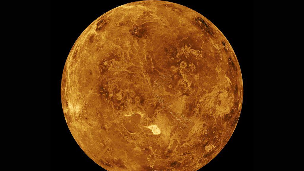 Venus está que arde