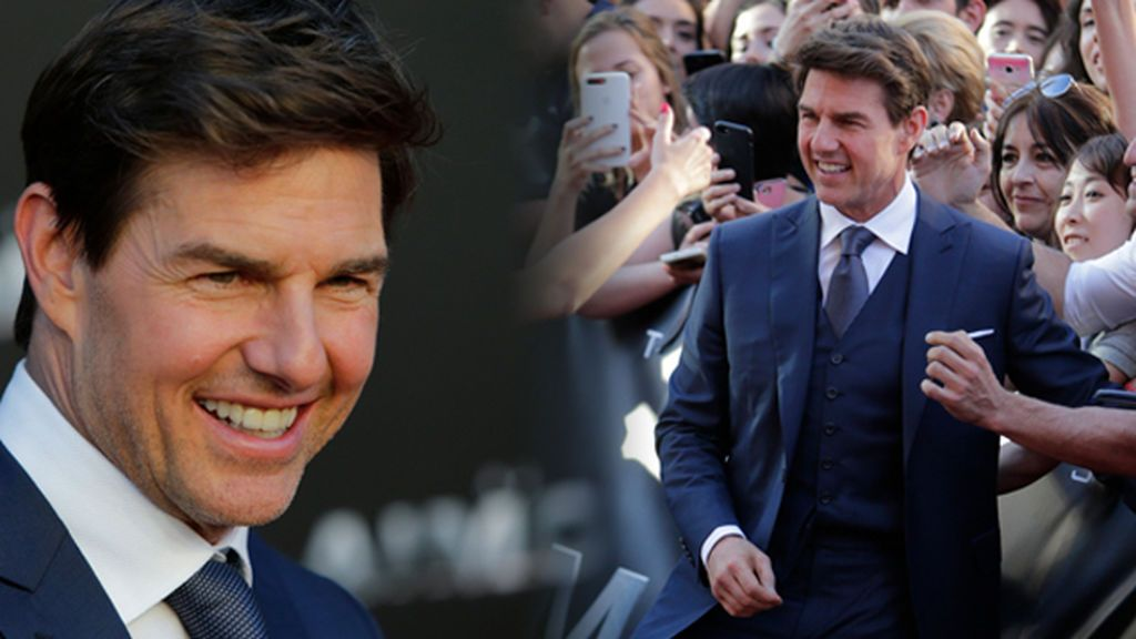 Aciertos y errores de Tom Cruise en su visita a Madrid