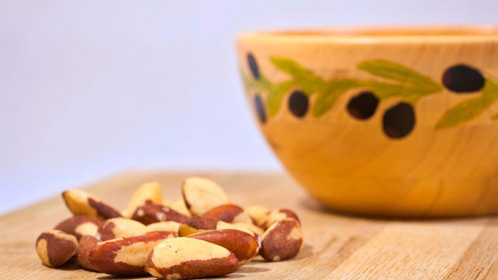 Recarga las pilas a base de frutos secos y frutas secas