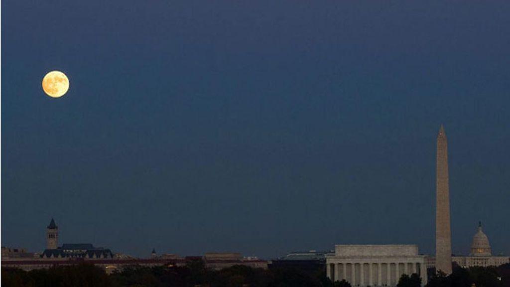 Sarah Jessica Parker ha compartido esta imagen del fotógrafo de la Casa Blanca