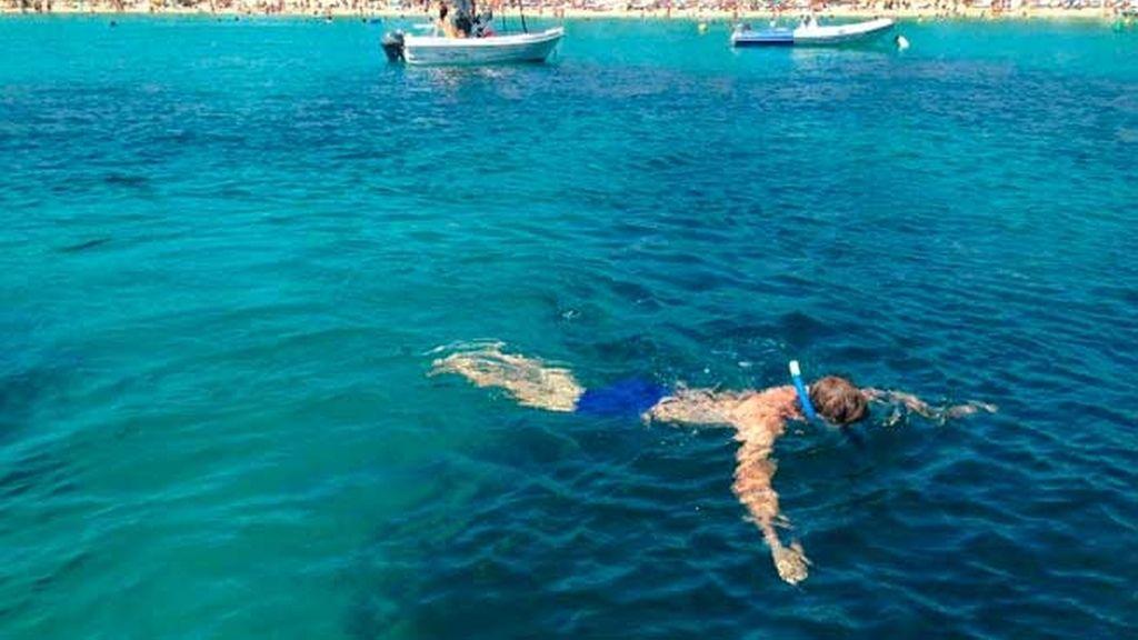 A Ibiza, fuera de temporada pero con el mismo ánimo