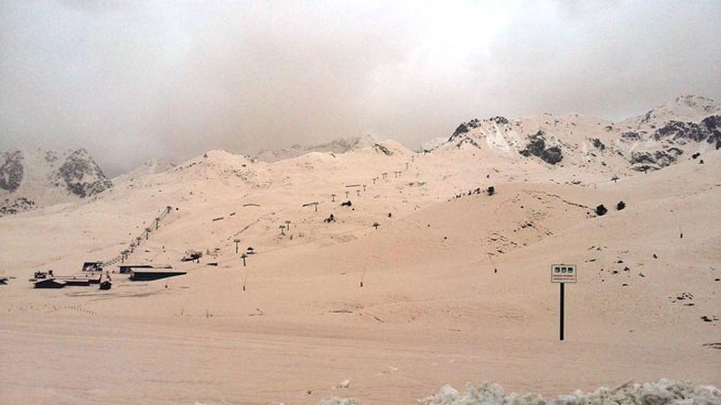 La estación de esquí de Formigal y Panticosa en Huesca