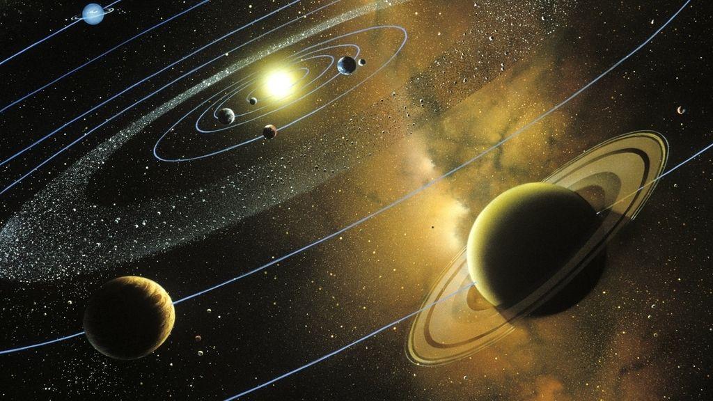 Mercurio, Venus, Marte y la meteorología de todo el sistema solar