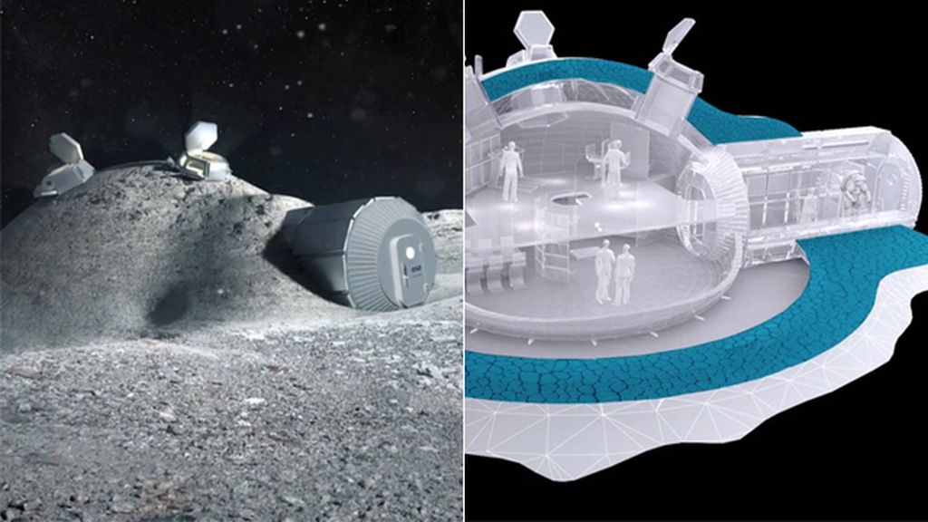 Sustituiría a la Estación Espacial Internacional