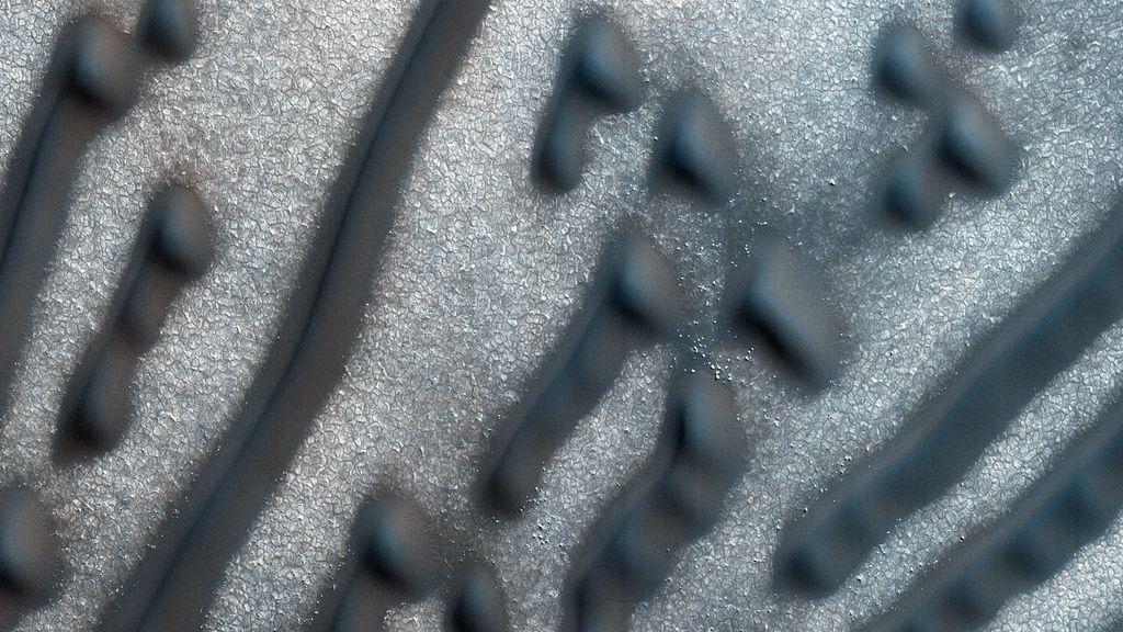 nasa marcas dunas