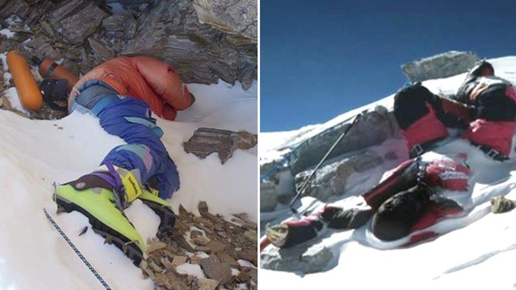 Everest muertos