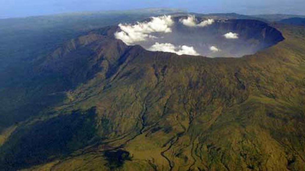 La actividad volcánica del Monte Tambora (Indonesia) ha cambiado el clima de Sumbawa
